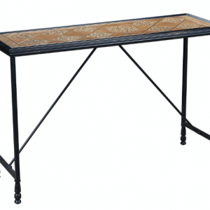 Four Corners Console Table