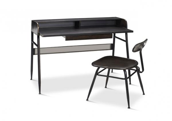 Four Corners Metal Chair