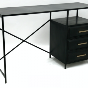 Four Corners Metal Desk DESK02
