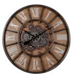 Four Corners Operational Decorative Mechanical Clock CLO4