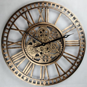 Four Corners Operational and Mechanical Clock