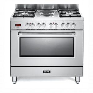 Elba 90cm Excellence Gas Electric Combo Cooker