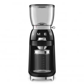 Smeg 50's Style Retro Coffee Grinder Black CGF01BLEU