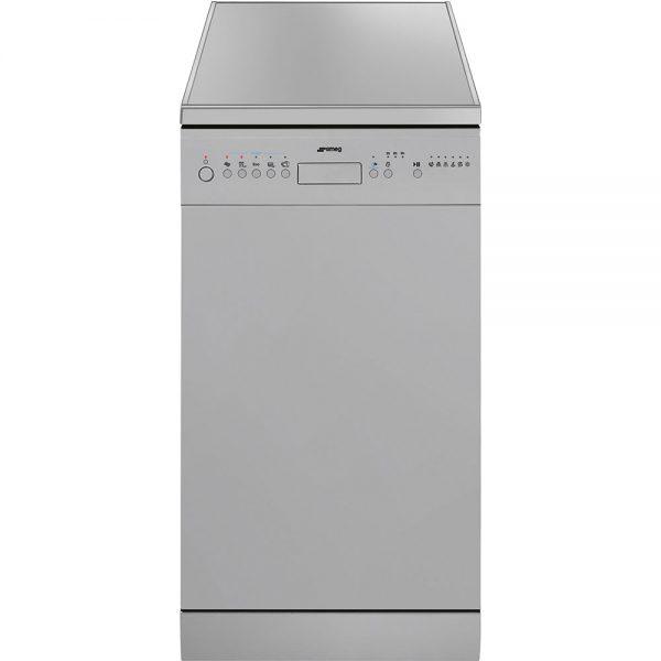 Smeg 45cm Stainless Steel Dishwasher