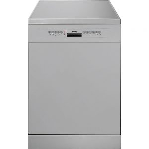 Smeg 60cm Dishwasher Silver