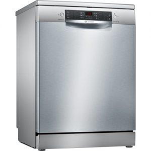Bosch 60cm Dishwasher - Silver Inox