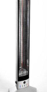 Solenco Infrared Indoor and Outdoor Patio Heater GPH2500