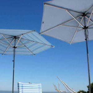 Woodline Swift 2.2m Round Aluminium Umbrella