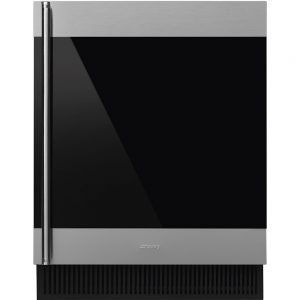 Smeg Wine Cooler Classica (right hinge) Stainless Steel