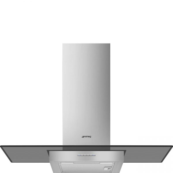 Smeg 90cm Universale Extractor Cooker Hood Stainless Steel